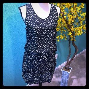 Diane Von Furstenberg Loranne Print 8 dress